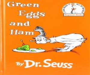8 Classic Dr. Seuss Books for Kids of All Ages
