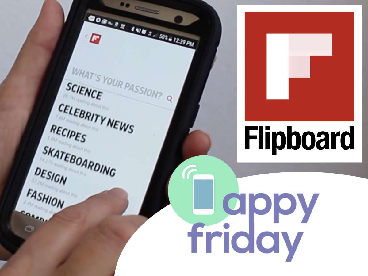 Appy Friday Flipboard