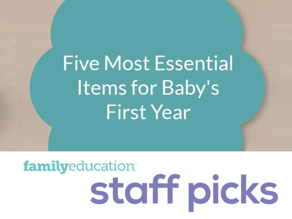 Essential Items for Baby's First Year