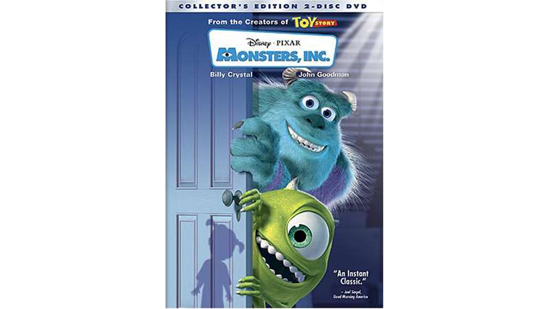 Monsters, Inc. [G]