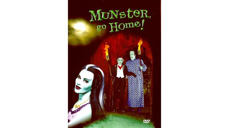 Munster, Go Home! [Not Rated]