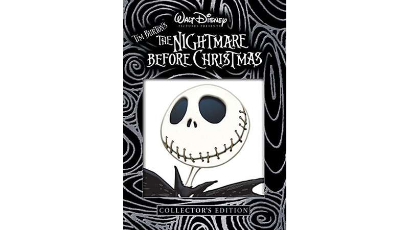 The Nightmare Before Christmas [PG]