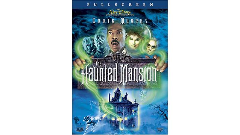 The Haunted Mansion [PG]
