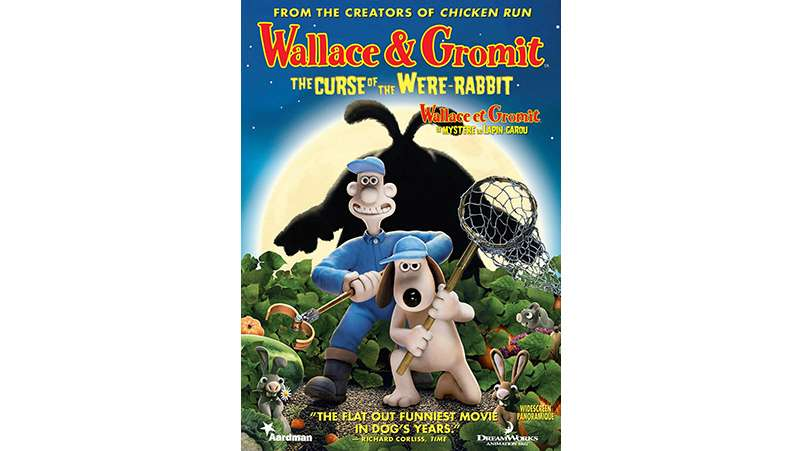 Wallace and Gromit: Curse of the Were-Rabbit [G]