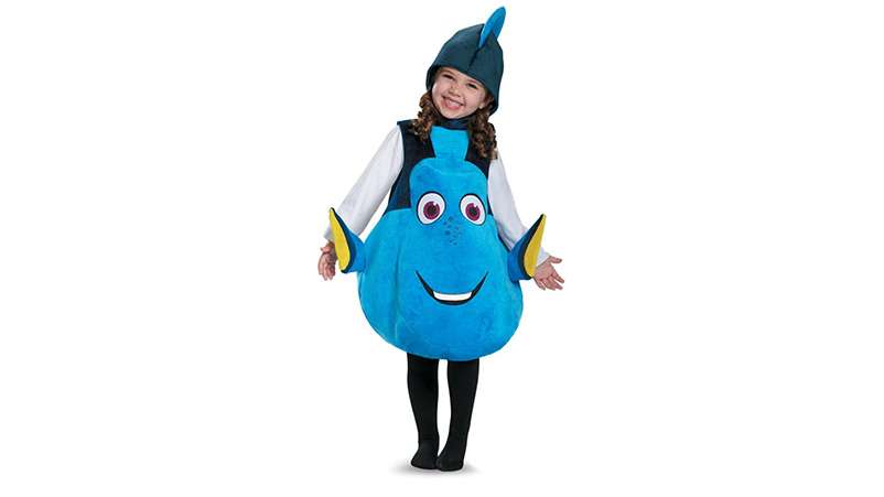 Finding Dory Halloween costume