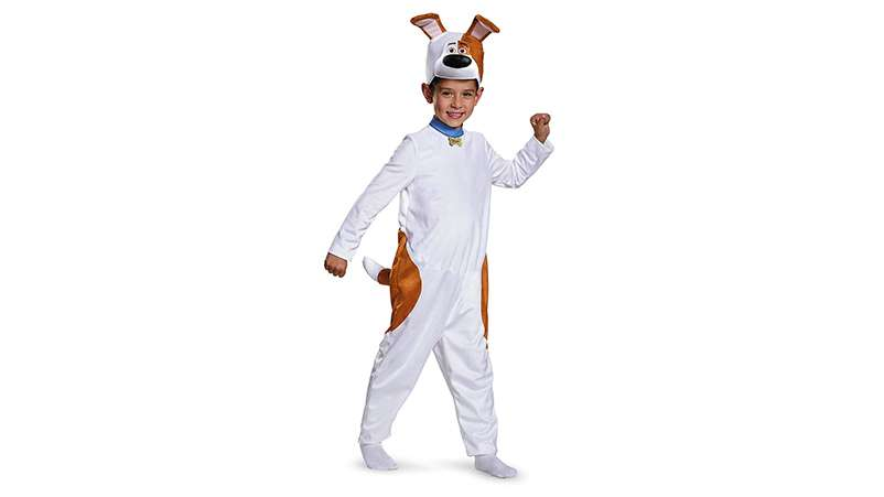 Secret Life of Pets Max costume