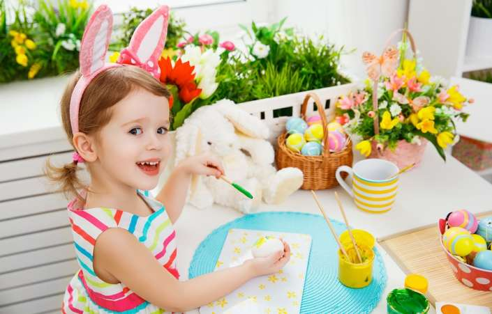 Create Easter Crafts