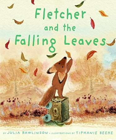 Fletcher and the Falling Leaves book