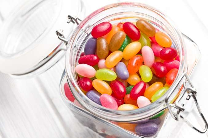 Jelly Bean Guessing Games