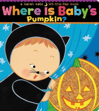 Where Is Baby's Pumpkin book
