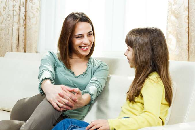 Listen to and Talk with Your Child