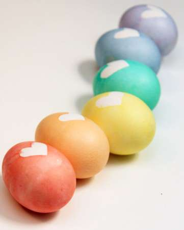 DIY Love Easter Eggs