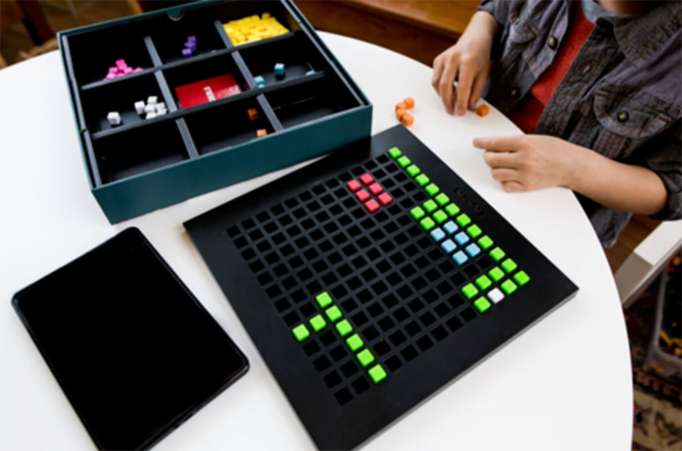 Game Builder Kit by Bloxels