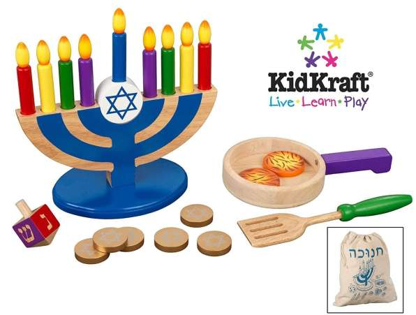 Hanukkah Play Set