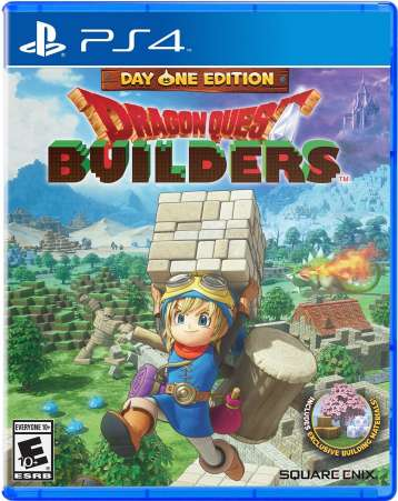 Dragon Quest Builders video game