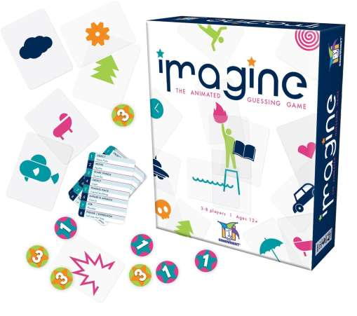 Imagine: The Animated Guessing Game