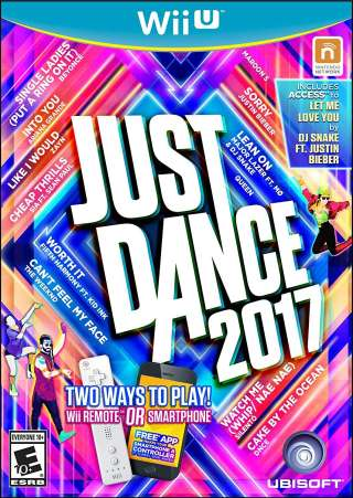 Just Dance 2017 video game