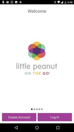 Little Peanut on the Go