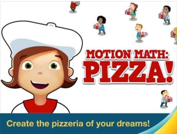 Motion Math: Pizza!