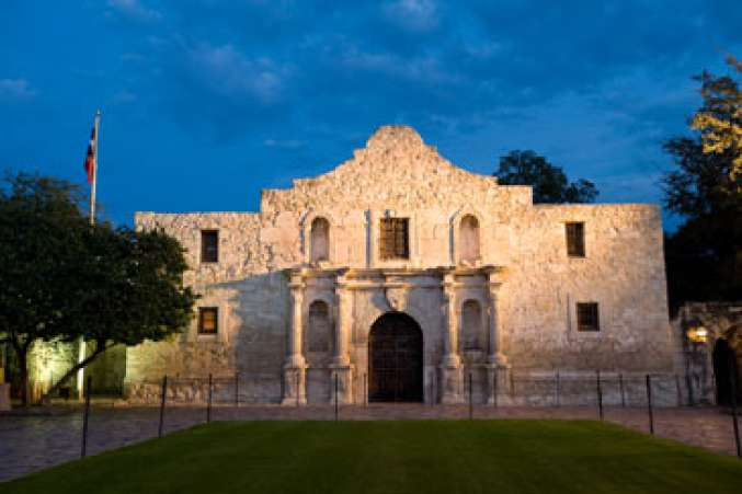 NationalLandmark,Alamo