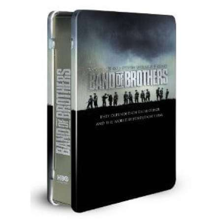 Fathers Day gifts, Band of Brothers DVD set
