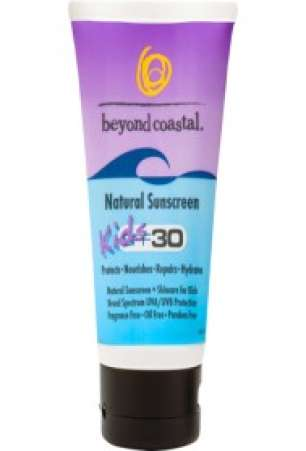 Beyond Coastal for Kids Sunscreen