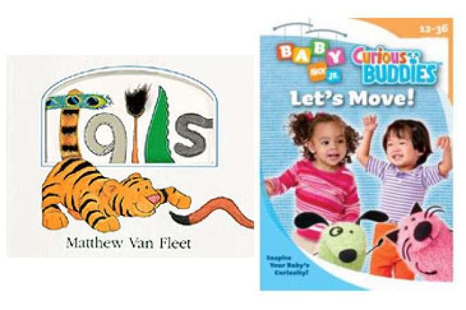 Children's Books and DVDs