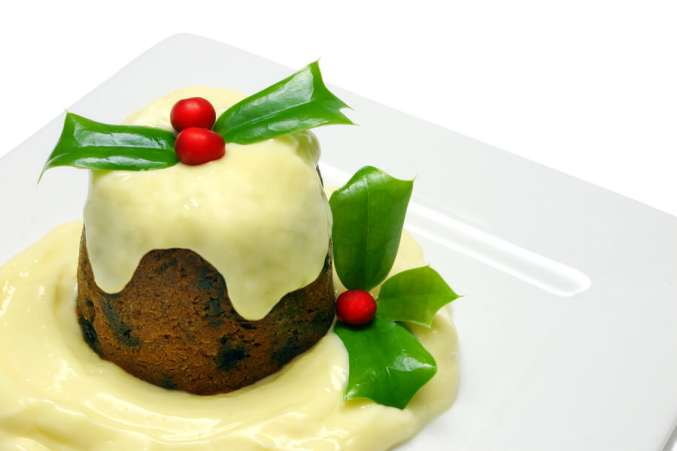 ChristmasPudding,Food