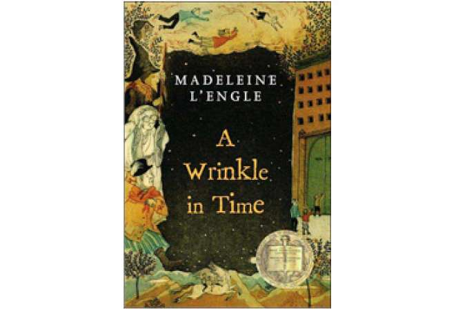 best classic childrens book, A Wrinkle in Time