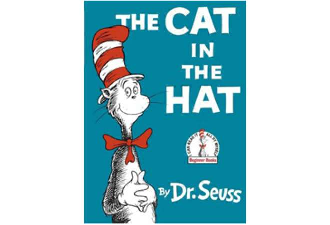 best classic childrens book, The Cat in the Hat