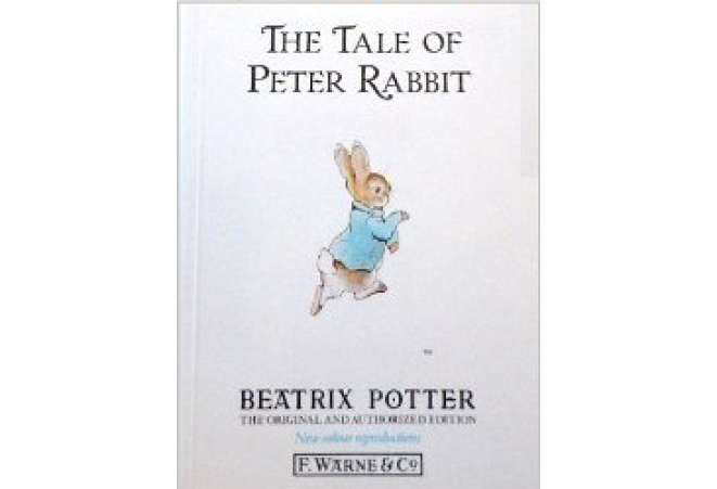 best classic childrens book, The Tale of Peter Rabbit