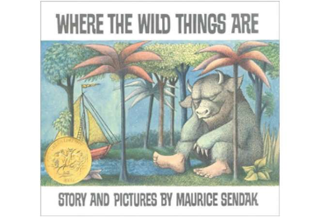 best classic childrens book, Where the Wild Things Are