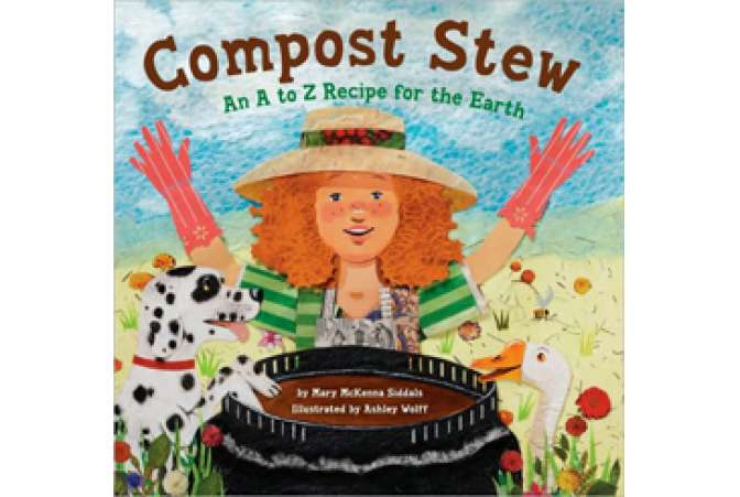 Earth Day books, Compost Stew