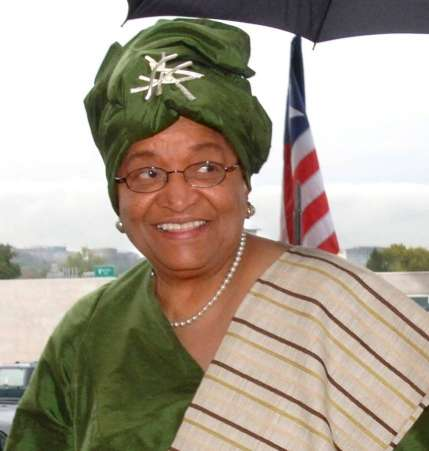 Ellen Johnson Sirleaf (2011)