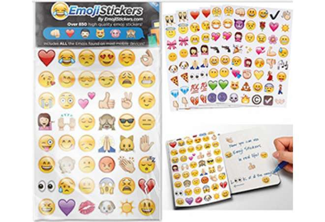Emoji Stickers