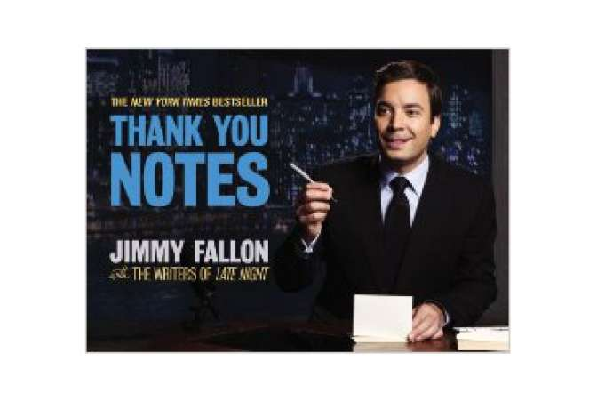 Fallon Thank You Notes