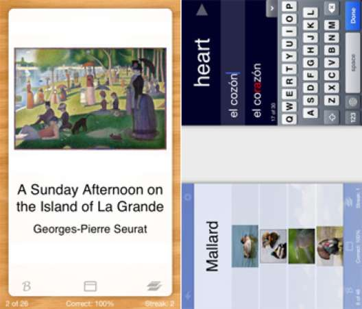 educational app for kids, Flashcards Deluxe