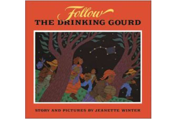 Follow the Drinking Gourd children's book