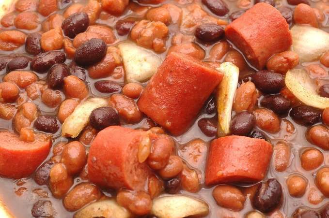 Franks,Beans,HotDogs