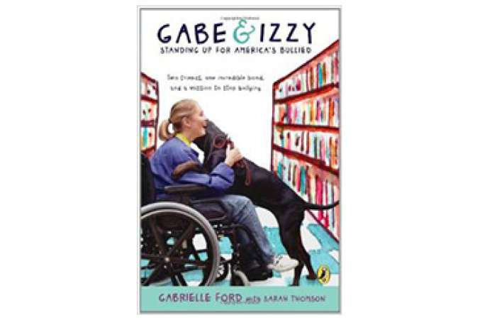 Gabe and Izzy, children's book about bullying