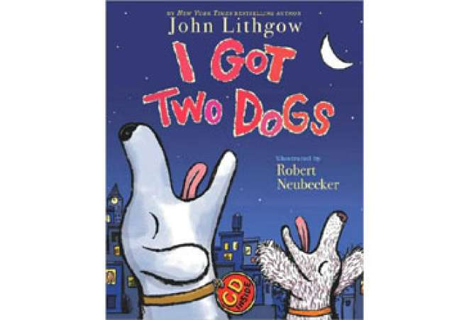 IGotTwoDogs,JohnLithgow,Children'sBook