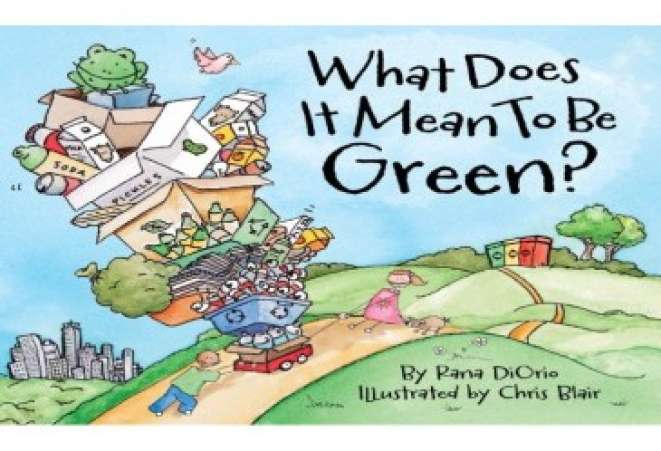 Green Book for Kids