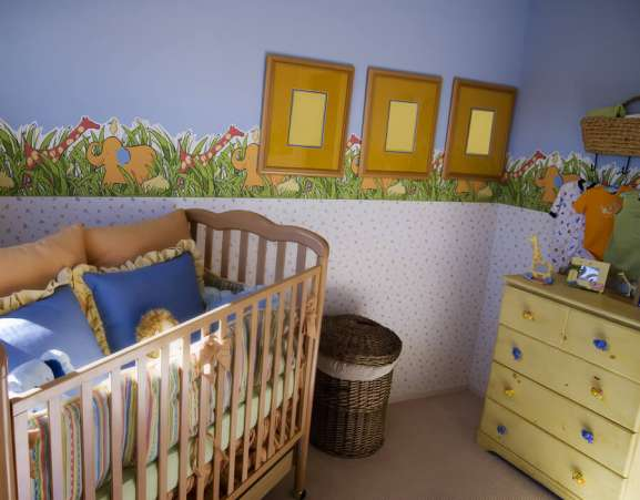 Paint the Nursery Green