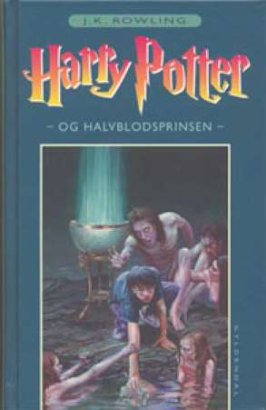 Harry Potter And The Half Blood Prince Book Covers