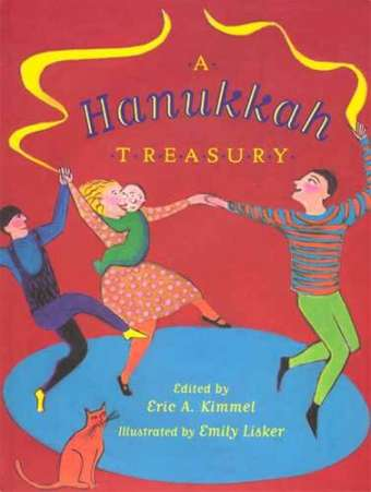 AHanukkahTreasury,HolidayBook