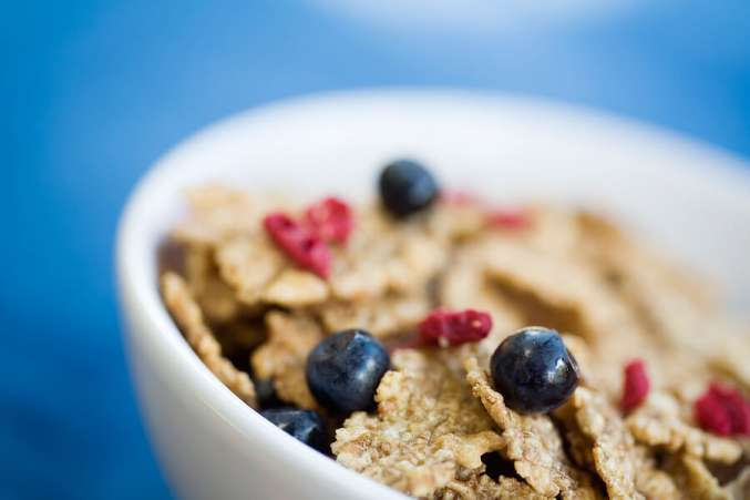Wholegraincerealwithberries