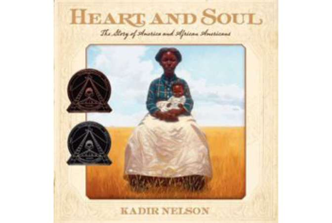 Heart and Soul children's book