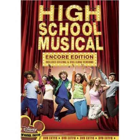 Best Movies About School, High School Musical first movie