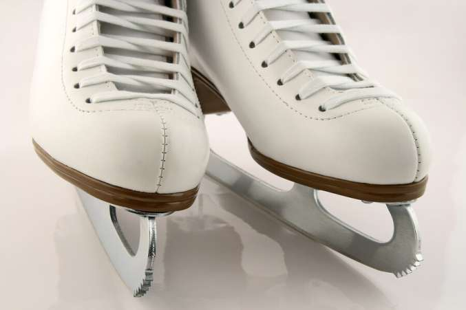 Ice Skates, Figure Skating