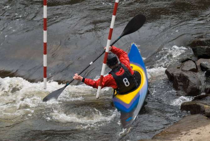 Summer Olympics, Kayaking, Canoeing